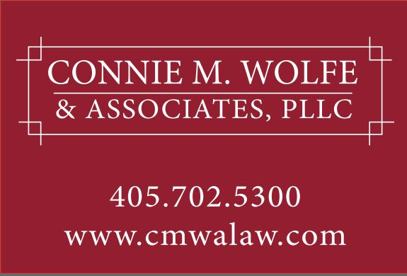 Connie Wolfe Logo