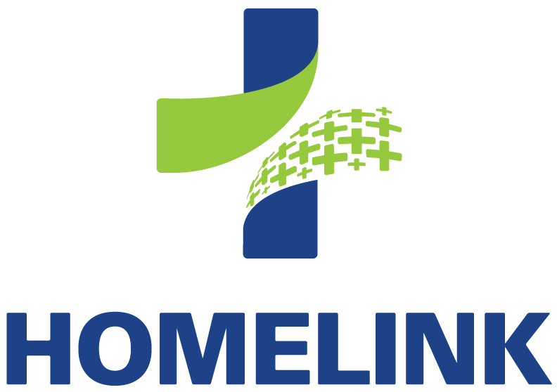 HOMELINK Vertical Logo