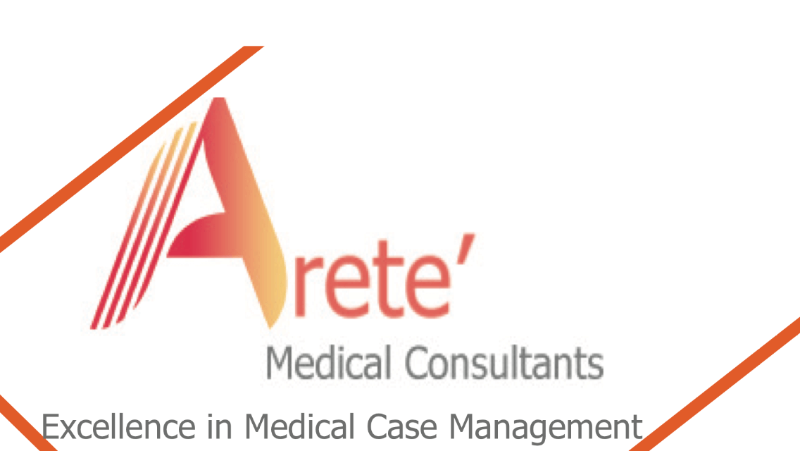 company logo for arete