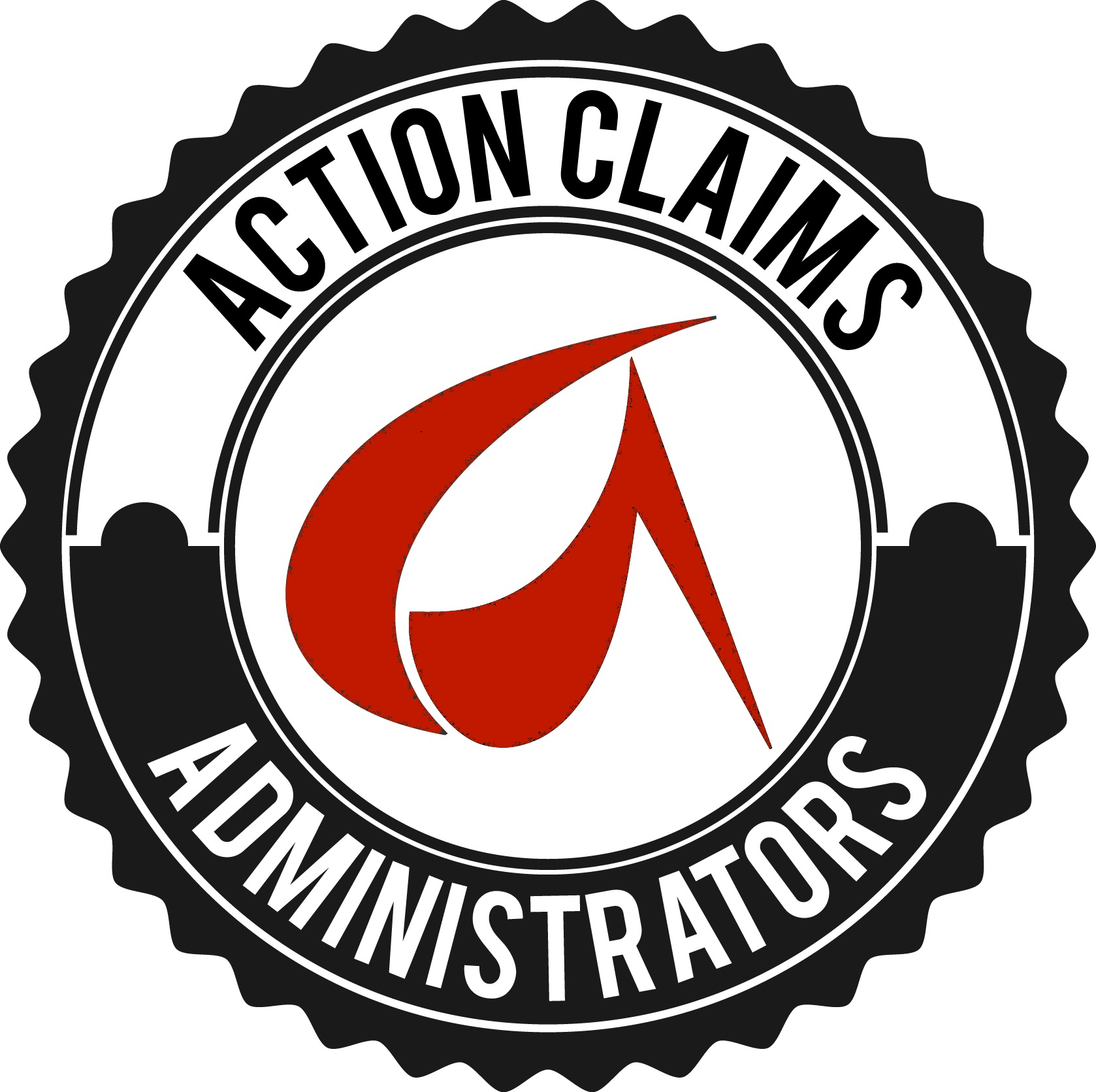 action claims logo